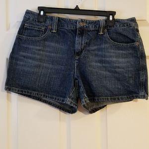 Tommy Hilfiger Blue Jean Shorts Size 12